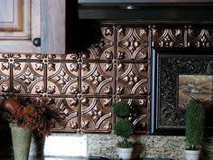 tin backsplashes for kitchens artisan tin panels from american tin ceilings for backsplashes