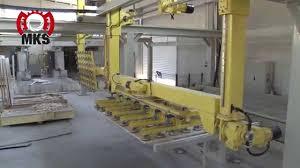cutting u0026 polishing production line for marble slabs u0026 tiles