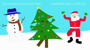 Decorate Christmas Tree Song by The Dancing Christmas Tree Song Video Dailymotion