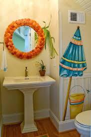 Beach Bathroom Decorations Beach Themed Bathroom Decor Small