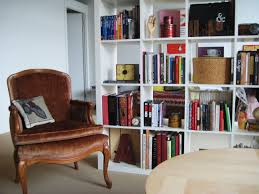 White Room Divider Bookcase by Room Divider Bookcases
