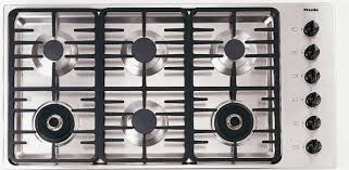 Miele Cooktop Parts Miele Is Really Cooking U2013 6 Burner Cooktop Is Literally