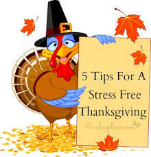 does thanksgiving stress you out the work balancing act