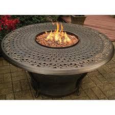 furniture home corten steel propane fire pit tableoutdoor fire