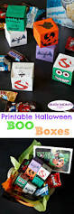 printable halloween booing boxes busy moms helper