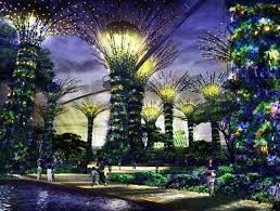 Largest Botanical Garden Singapore S Largest Garden Project Unveiled Inhabitat Green
