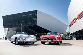 mercedes subsidiaries porsche ag discounted entry to the mercedes museum for