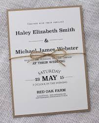 invitations wedding simple wedding invitations blueklip