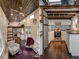 a 304 sq ft tiny house named