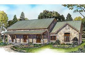 country ranch house plans plan 46016hc front and rear porches ranch house plans porch