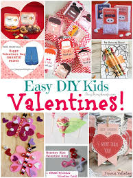 valentines for kids easy diy kids valentines busy being