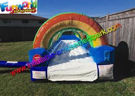 Backyard Inflatables Triyae Com U003d Huge Backyard Water Slide Various Design