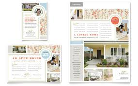 real estate home for sale flyer u0026 ad template word u0026 publisher