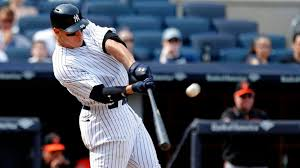 Aaron Judge Breaks Mlb Rookie Record With 50th Home Run Rolling Stone - sweet 50 aaron judge breaks rookie home run record double g sports