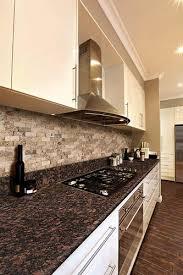Menards Kitchen Countertops by Tan Brown 8 Foot Pre Fabricated Granite Countertop At Menards
