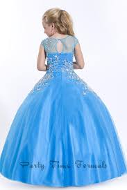 2017 ball gown princess beaded accent tulle perfect angels pageant