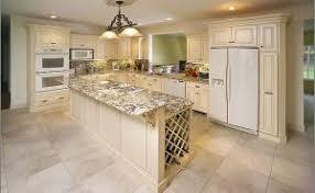 Modern Kitchen With White Appliances Kitchens With White Appliances Exquisite On Kitchen Pertaining To