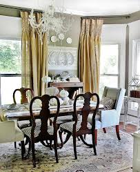 five fall decorating ideas for the dining room and a giveaway