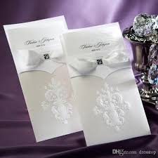 where to buy wedding invitations wholesale korean wedding invitation cards buy cheap korean