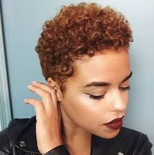 twa pixie on long hair beautiful twa via salonchristol read the article here http
