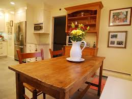 Kitchen Island Table Design Ideas Kitchen Table Design U0026 Decorating Ideas Hgtv Pictures Hgtv