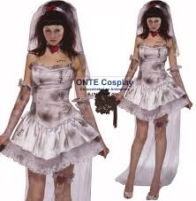 Chucky Bride Halloween Costumes Buy Wholesale Bride Chucky Costume China Bride Chucky