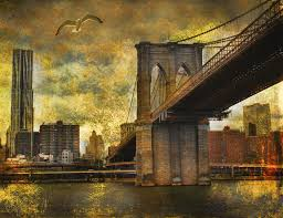 tarocchi gabbiano sfondi newyorkcity struttura grattacielo canone fiume