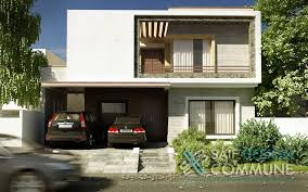 modern house design by saif design commune 10 marla