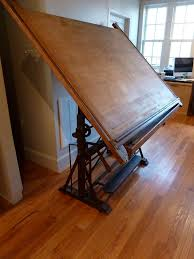Drafting Table Atlanta 19th Century French Drafting Table At 1stdibs