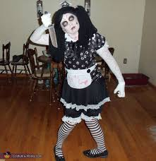 Halloween Voodoo Doll Costume Living Dead Doll Costume Living Dead Dolls Halloween Costume