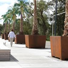 love big green love benches planters from streetlife architonic
