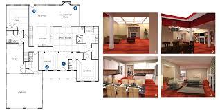 graphic design studio floor plan with picture of best graphic