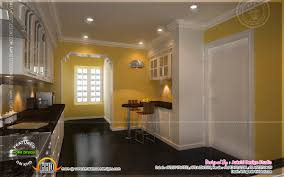 kitchen designs by aakriti design studio kerala home design