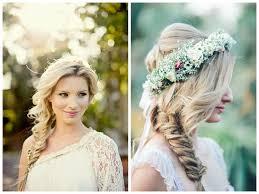 French Braid Hairstyles For Weddings French Braid Wedding