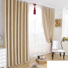 rideau chambre à coucher rideaux chambres a coucher flocking blackout curtains for