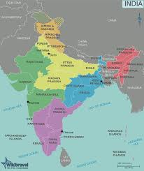 Kerala India Map by Maps Om Mane Padme Hum