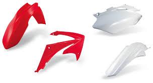 acerbis standard plastic kit honda crf250r 2010 2013 crf450r