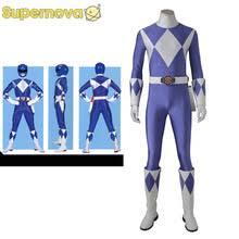 Power Ranger Halloween Costumes Popular Power Rangers Costume Buy Cheap Power Rangers Costume Lots