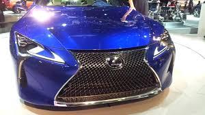 lexus lc 500 valor salão do automóvel são paulo 2016 lexus youtube