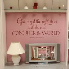 Marilyn Monroe Living Room by Living Room Interior Decorations Elegant Wall Decal Quote Baby