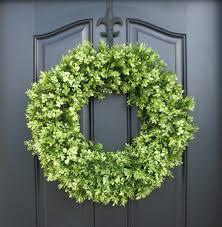 boxwood boxwood wreaths boxwood wreaths faux boxwood