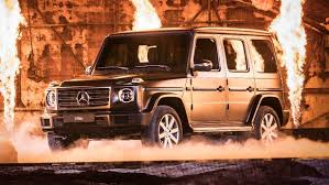 new mercedes g class adds comfort refinement and intelligence