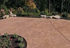 Photos Of Concrete Patios by Concrete Patios U2013 Landscape Design Garden Design Inc