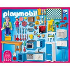 cuisine playmobil 5329 playmobil 5329 cuisine achat vente de jouet priceminister