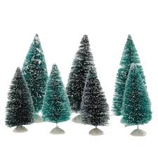 miniature christmas trees shop for the merry minis miniature christmas trees by celebrate it