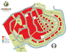 Map Of Asheville Nc Pinebrook Farms Lifestyle Homes Of Distinction