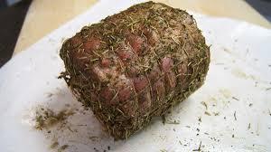 herb herb crusted pork loin roast recipe pork recipes