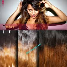 ombre extensions 18 inch ombre hair extensions 100 gram one pcs 100 human hair