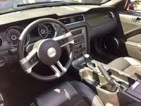 2013 Ford Mustang Interior 2013 Ford Mustang Interior Pictures Cargurus