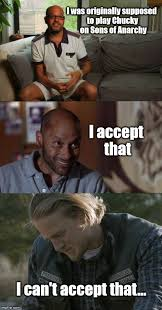 Soa Meme - soa the real chucky imgflip